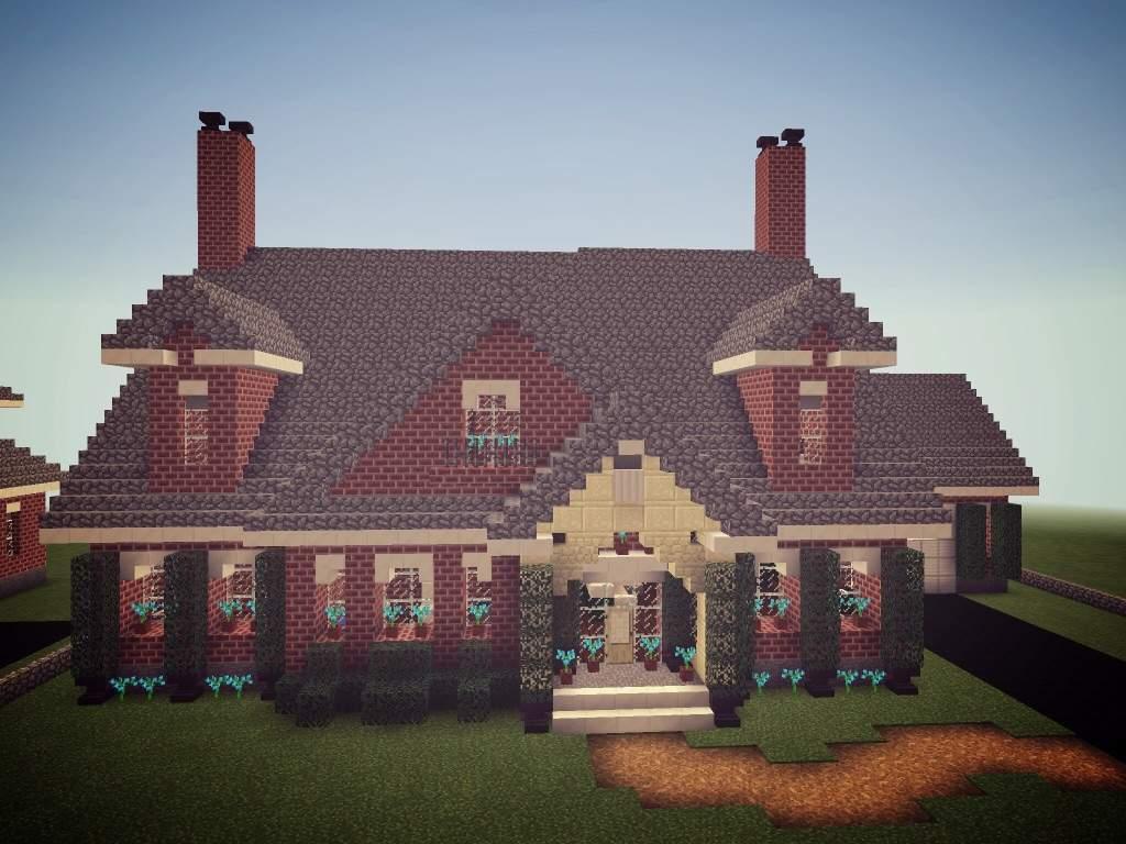 Small Brick House  Minecraft Amino