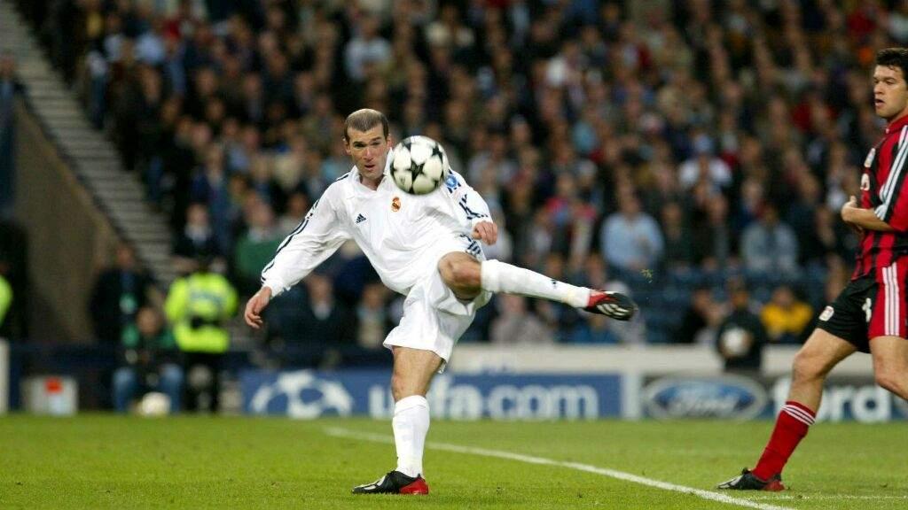Resultado de imagem para zidane jogador