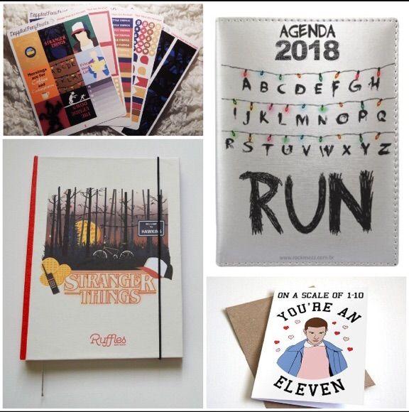 Calendario Stranger Things.Planea Tu 2018 Calendario De St Stranger Things
