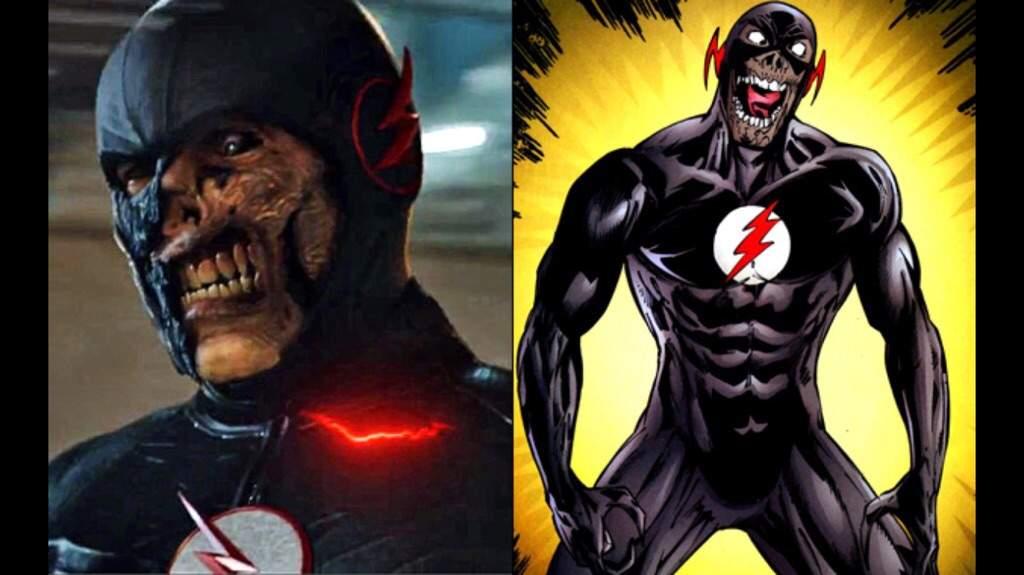 A Origem Do Black Flash The Flash Oficial Amino