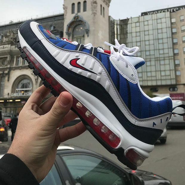 712e55724fc Rate The Sneaker #7 : Nike Air Max 98 'Gundam' | Sneakerheads Amino