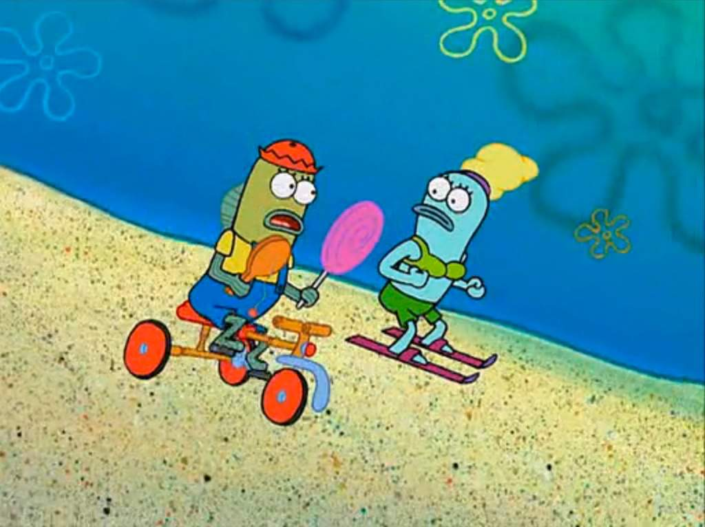 If Nba Players Were Spongebob Characters Part 2
