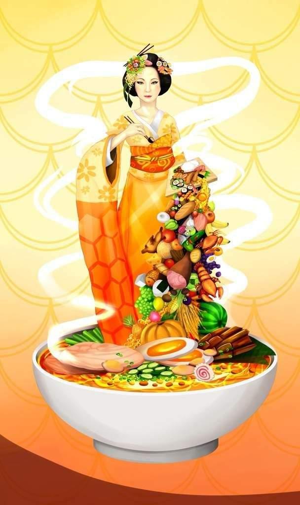 Food Skins Or A Food God Smite Amino