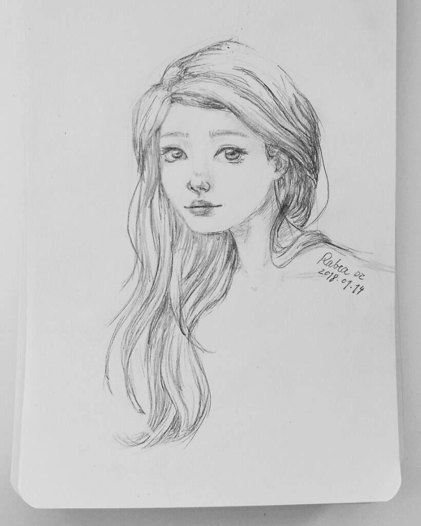 Drawing And Shading Hair Art Amino