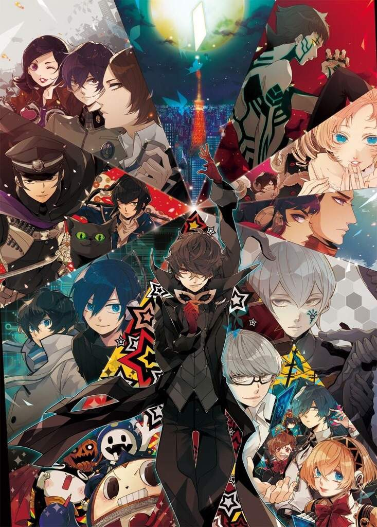 The Best of Atlus' Games. | SMT:Persona 5 Amino