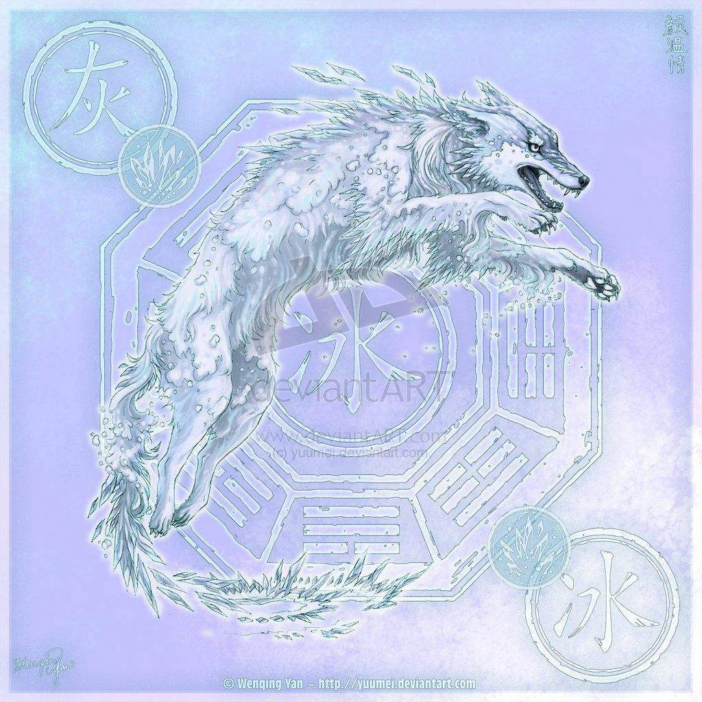 Elemental Wolves | Wiki | The Land Of Inordinationem Amino