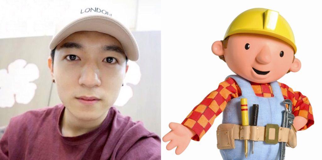 sungjin aka bob the builder day6 amino