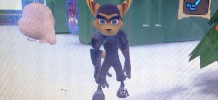Finally found Ratchet in VRChat | Ratchet and Clank Amino