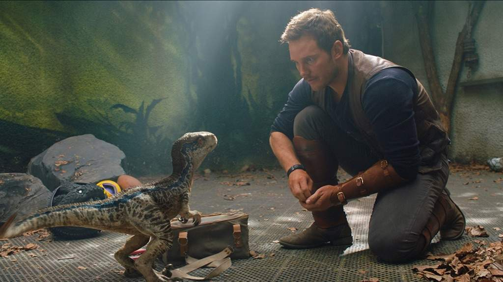 Jurassic World Fallen Kingdom Coloring Pages Blue