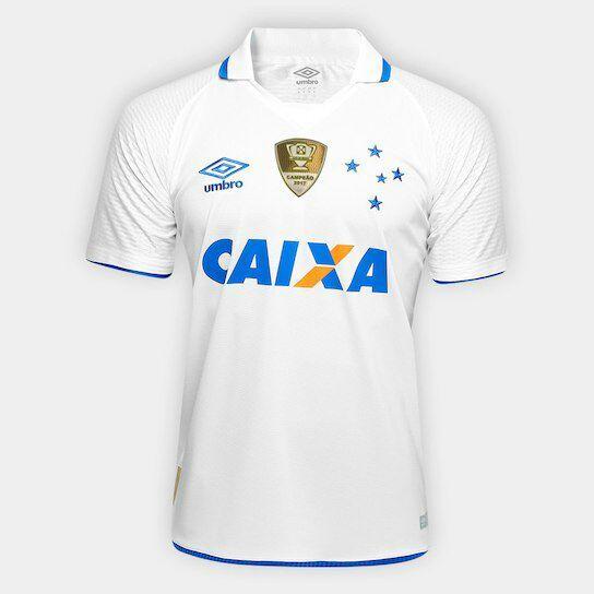 877c9d9c57 Cruzeiro terá uma nova patrocinadora na camisa