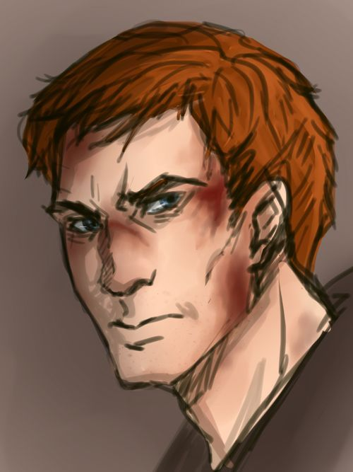 Human! Charon x Shy! Anxious! Bullied! Reader | Fallout Amino