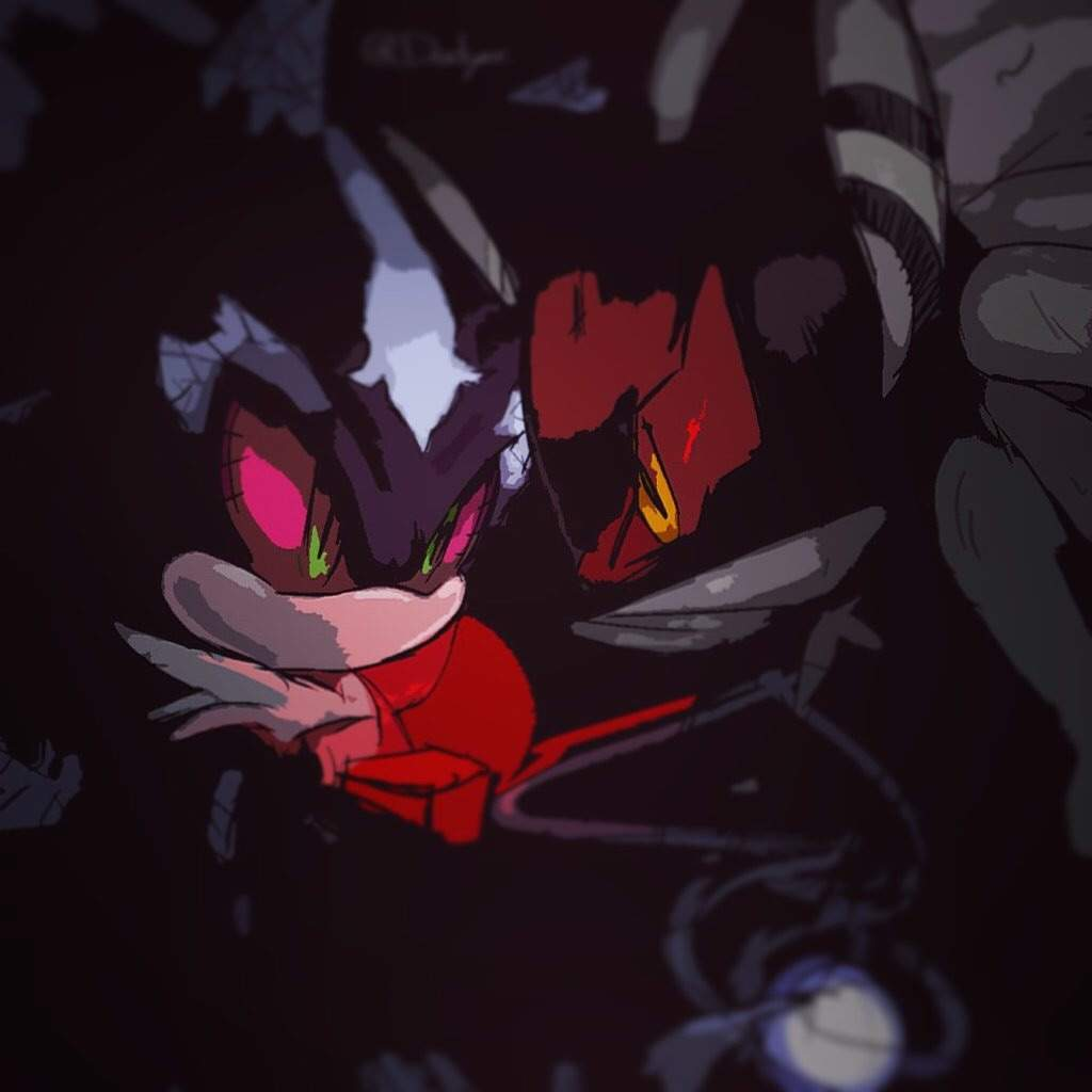 Infinite VS Mephiles the Dark | Sonic the Hedgehog! Amino