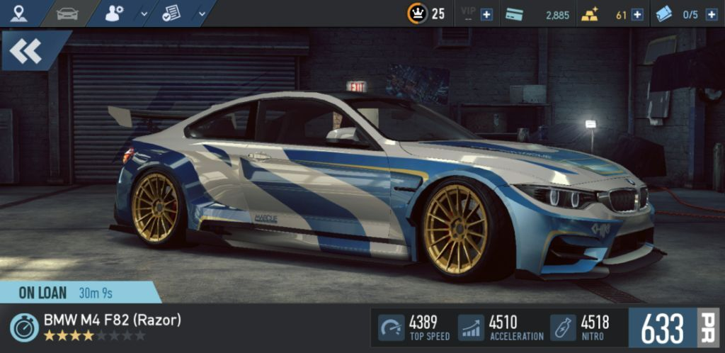Need For Speed No Limit Razor Challege Day 5 1/2   | Video Games Amino