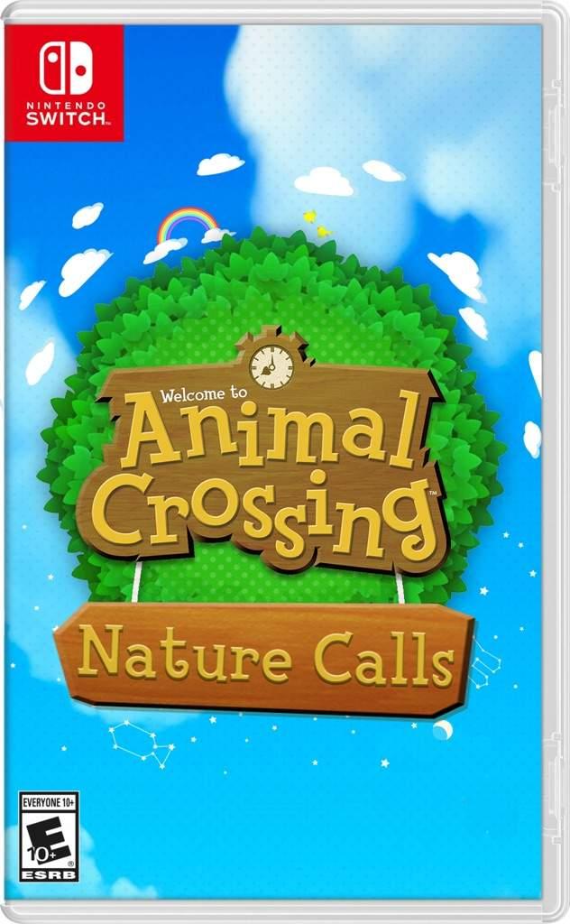 Animal Crossing Nature Calls | Nintendo Switch | Nintendo