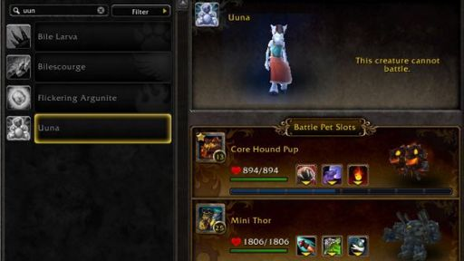 The search for WoW's Uuna secret continues as hotfixes make