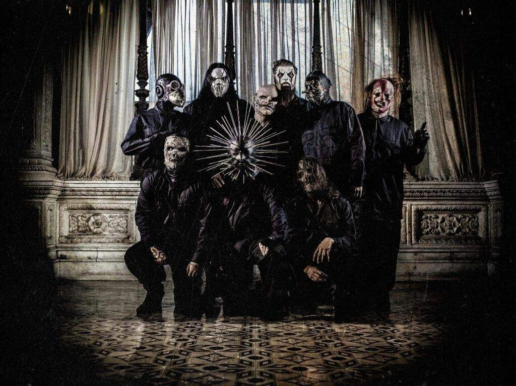 Slipknot (Foto: Roadrunner Records)