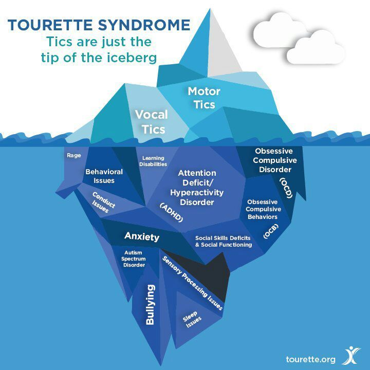an analysis of the characteristics of tourrettes syndrome a neurological condition Affected individuals are at increased risk for the development of various comorbid conditions,  tourette syndrome  in tourette syndrome: a postmortem analysis.