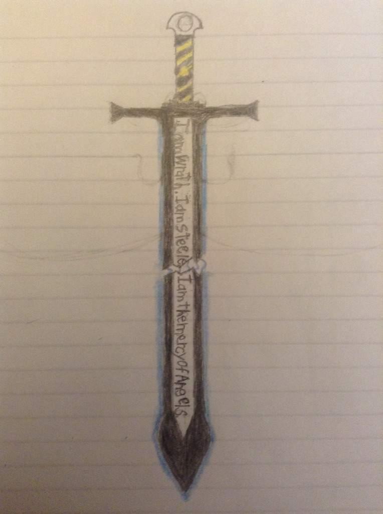 Warhammer Art Weapon
