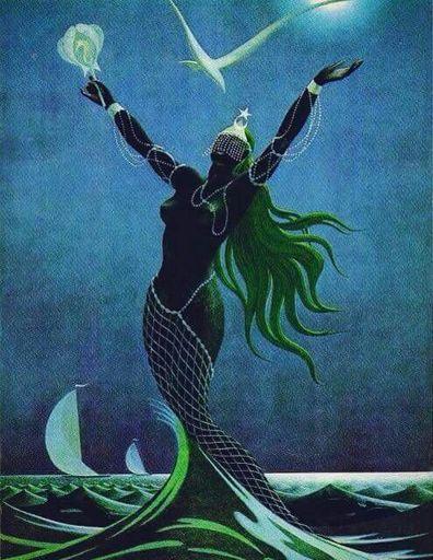 Yemanjá, Rainha do Mar | Wiki | Wicca & Bruxaria Amino