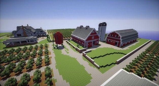 Farmchallenge Minecraft Amino