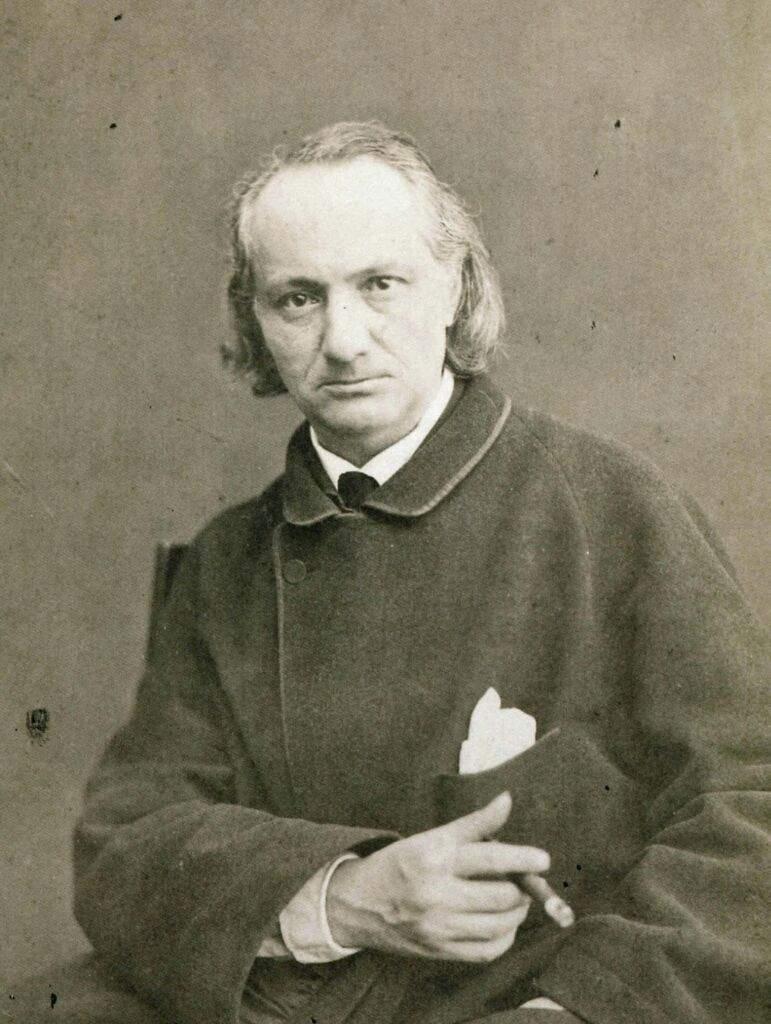 Французский поэт цветы зла