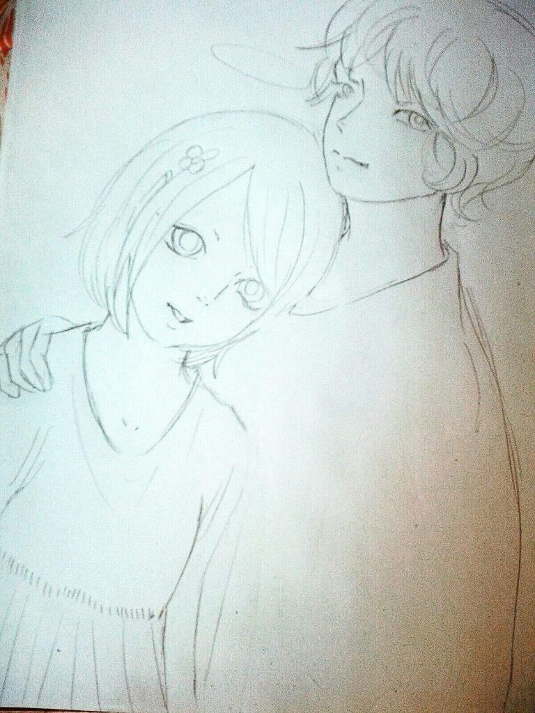 HERMANOS ÁNGELES •3• | Arte Anime Amino Amino