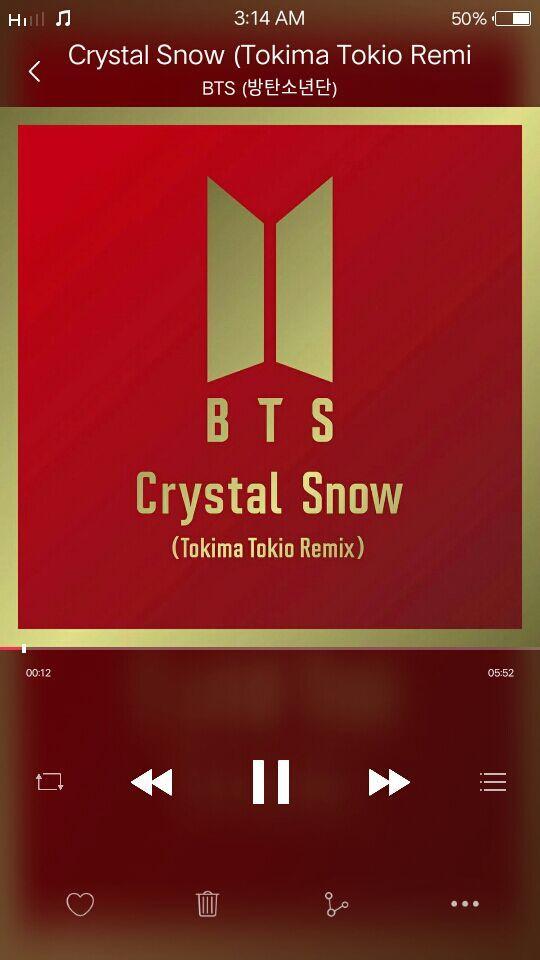 DOWNLOAD] BTS - Crystal Snow (Tokima Tokio Remix) | ARMY's Amino