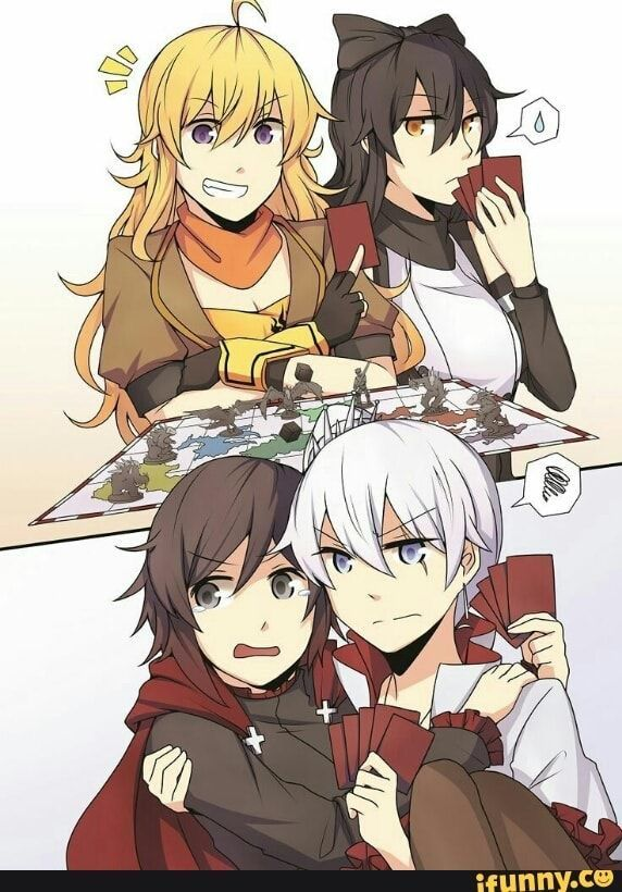 Favorite Bumbleby and White Rose Fanfics | RWBY Amino