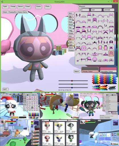 Final Powerpuff Character Creator/PPZX | The Powerpuff Girls Amino