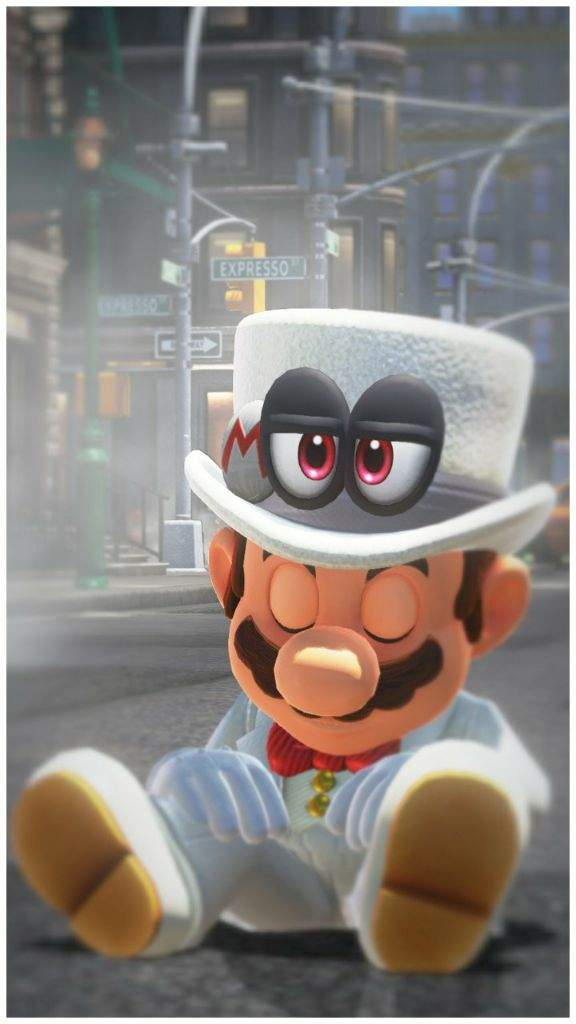 Mario Odyssey Wallpapers I Made Nintendo Amino