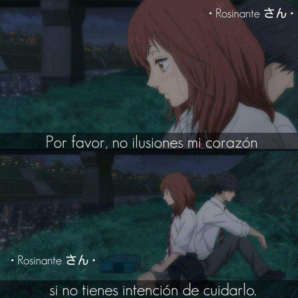 Ao Haru Ride Frases De Anime Jotta Anime Amino