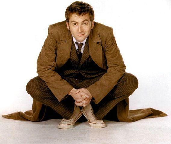 Дэвид Теннант об одежде 10 Доктора | Doctor Who [RUS] Amino
