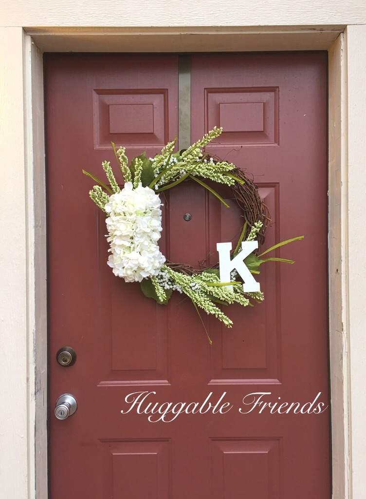 Front Door Wreath Crafty Amino