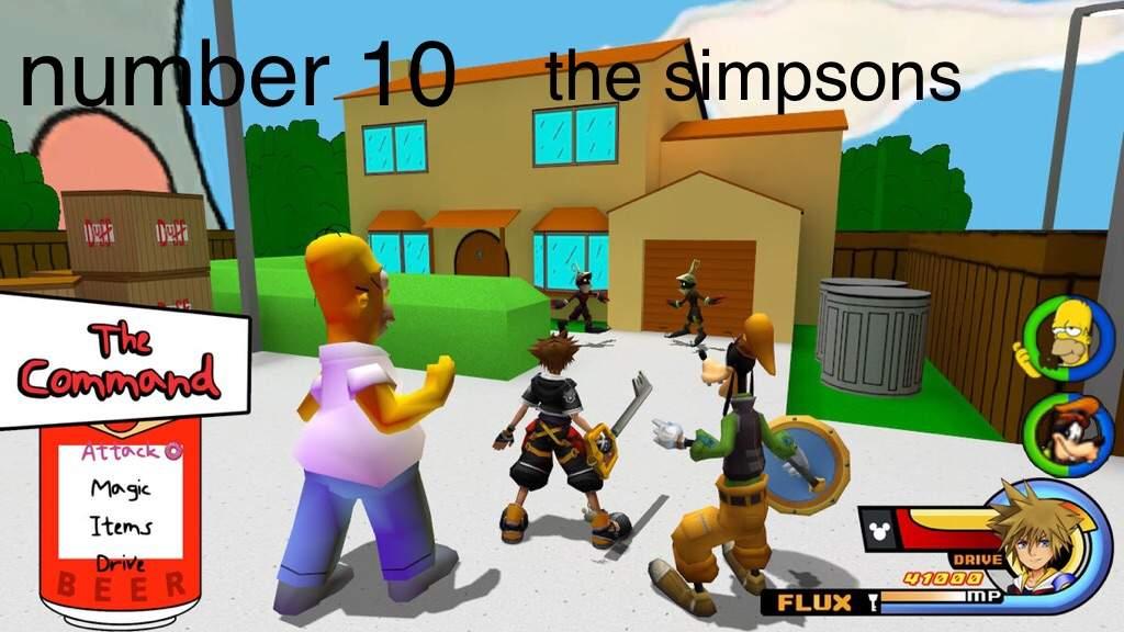 My Top 10 Kingdom Hearts Worlds Like For A Free Lego Star Wars Set
