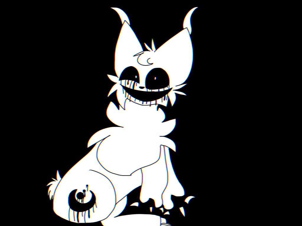 Bildergebnis für cat looking at ghost animated