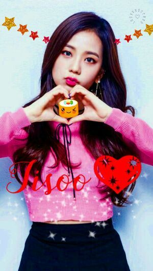 Blackpink Jisoo Wallpaper: BLACKPINK Jisoo Wallpaper Edits
