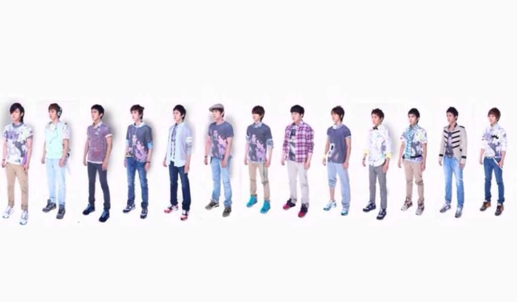 ♔ A GUIDE TO SUPER JUNIOR ♔   Super Junior Amino