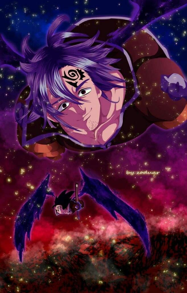 Clã dos Demônios | Wiki | Nanatsu No Taizai°™ Amino