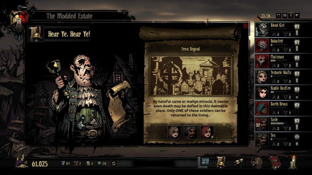 When the blood sacrifice pays off | Darkest Dungeon Amino