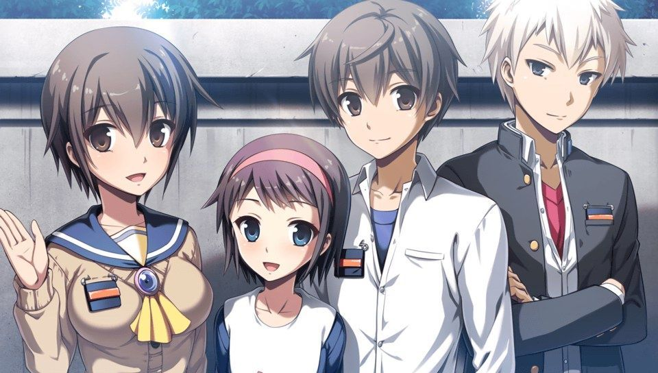 Corpse Party Blood Drive Review Visual Novel Amino