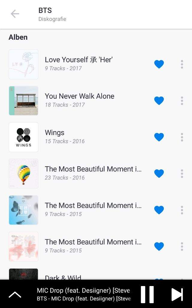 BTS ON DEEZER | ARMY's Amino