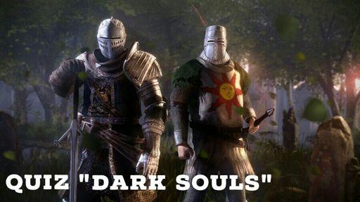 Quiz Dark Souls Rpg Amino