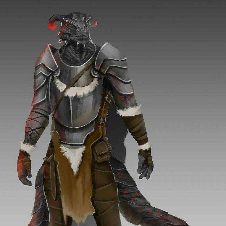 dragonborn art amino
