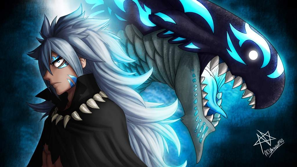 The Black Dragon Fairy Tail Amino