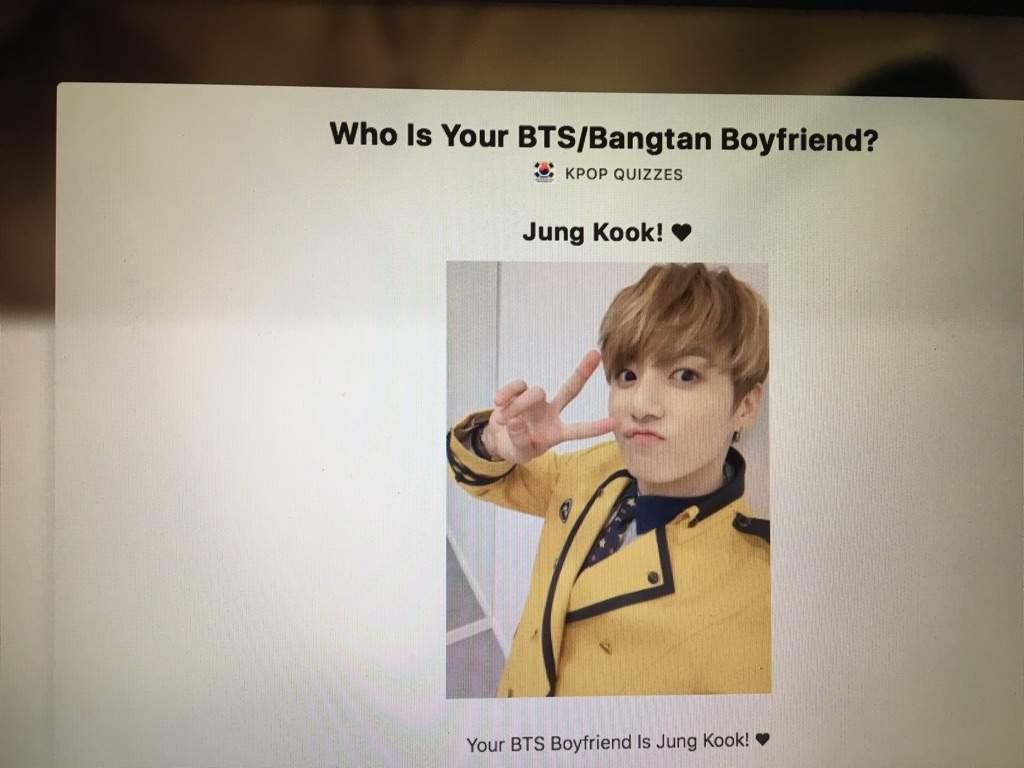 K-Pop: Kpop Quizzes Boyfriend