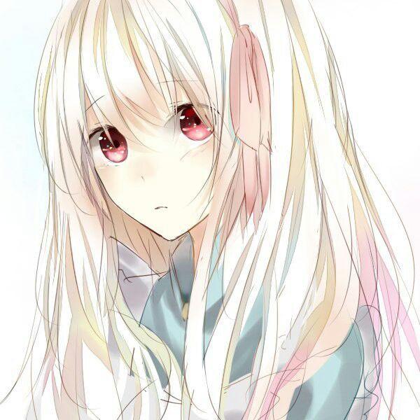 Картинки на аву девушек с русыми короткими волосами