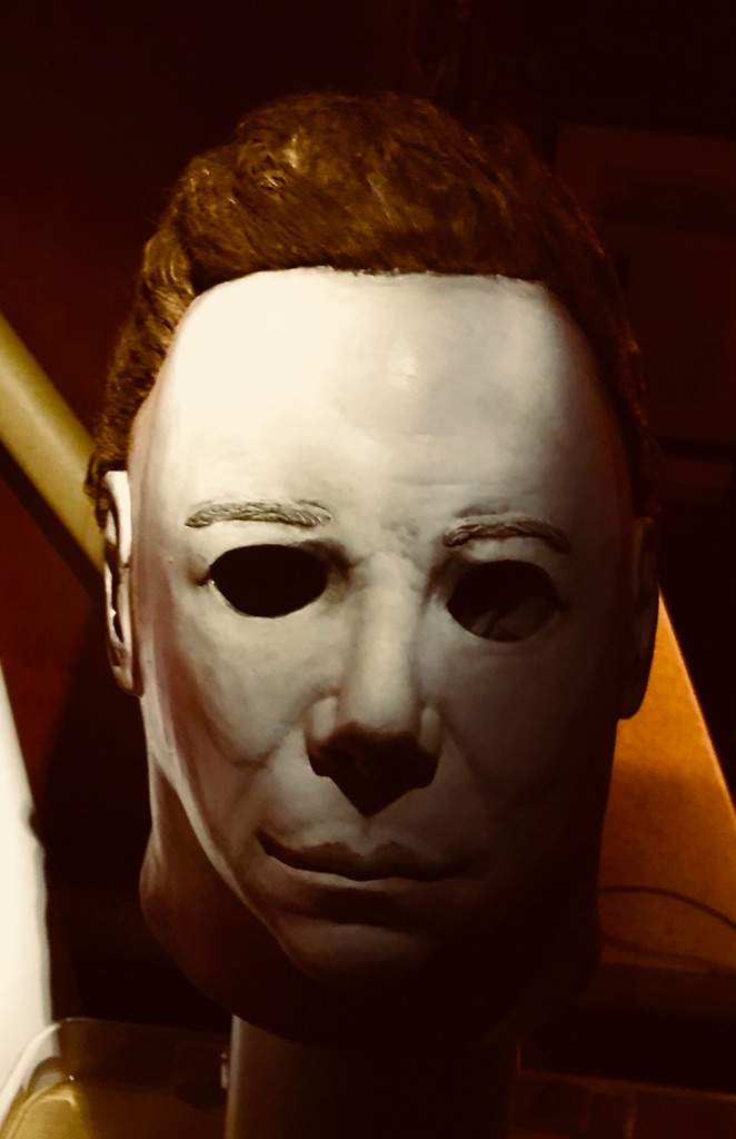 H1 Hiro Myers Mask By Sinister Studios Horror Amino