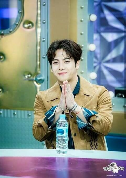 180124 || Jackson Wang for MBC Radio Star @jackson @got7 | GOT7 Amino