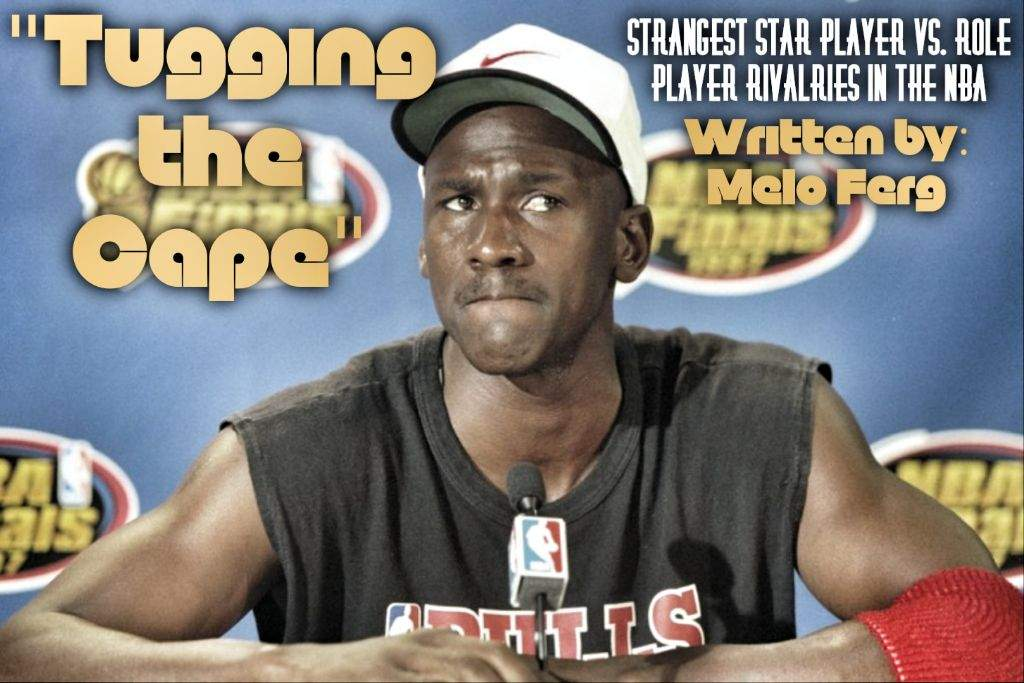 19629046565b Tugging the Cape  Strangest One-Sided Rivalries in NBA History ...