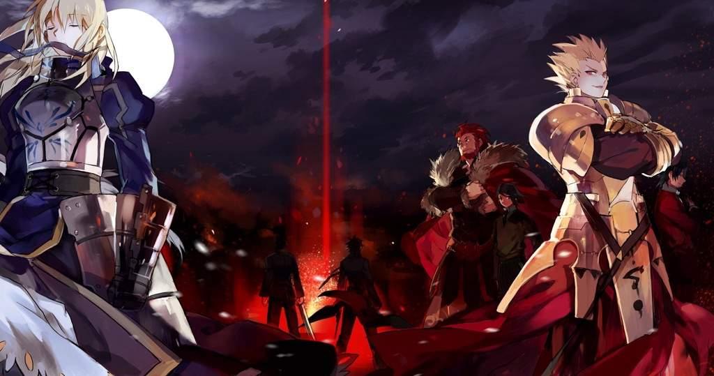 Fate 15 Strongest Servants | Anime Amino